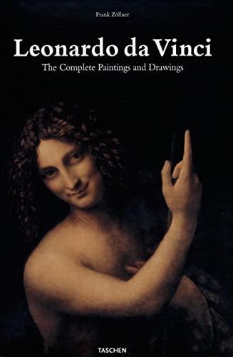 9783822838273: Leonardo da Vinci. The complete paintings and drawings