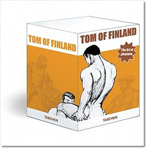 Tom of Finland: the Comic Collection Volumes
