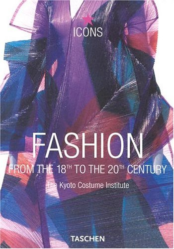9783822838570: Fashion. from the 18th to the 20th Century