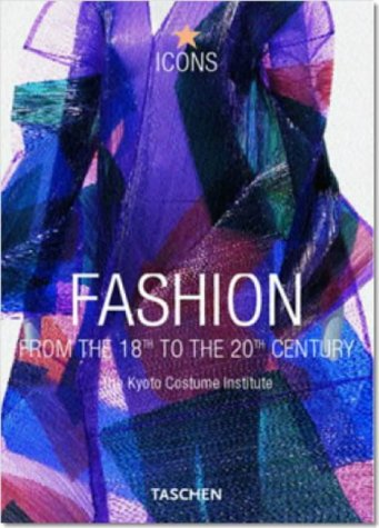 9783822838570: Fashion from the 18th to the 20th Century