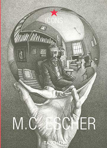 9783822838693: M. C. Escher (Icons S.) (English, French and German Edition)