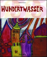 9783822839430: Hundertwasser. Ediz. illustrata (Great painters 25)
