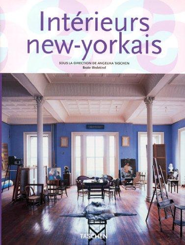9783822839492: Intérieurs New-yorkais