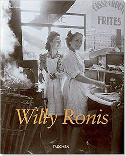 9783822839584: Willy Ronis (Midi)
