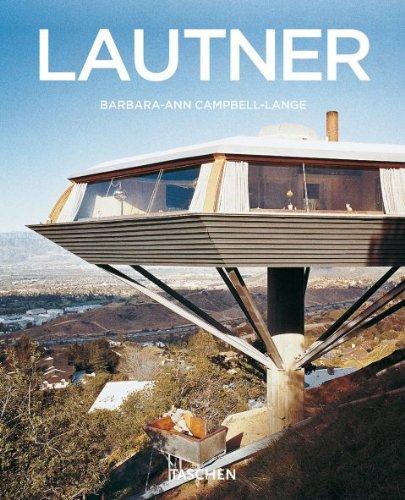 John Lautner (Spanish Edition): Lange, Barbara Ann