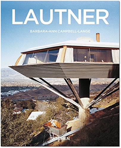 9783822839621: Lautner: 1911-1994, Disappearing Space