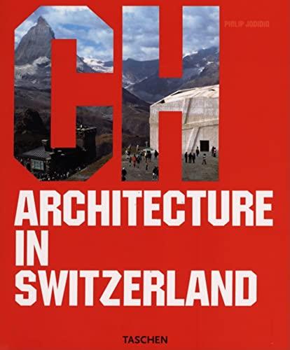 9783822839737: Architecture in Switzerland (Architecture (Taschen))