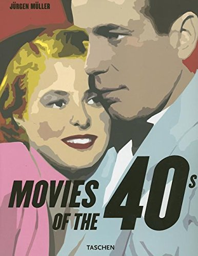 9783822839867: Movies of the 40s (Midi)