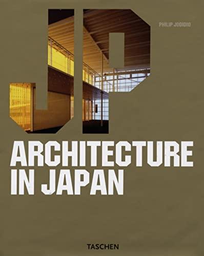 9783822839881: Architecture in Japan : Edition trilingue français-anglais-allemand