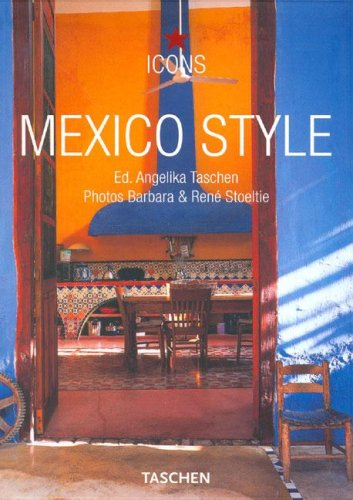 9783822840153: Mexico Style (Icons Series)