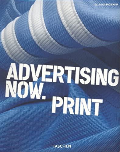 9783822840276: Advertising Now! Print (Midi Series)