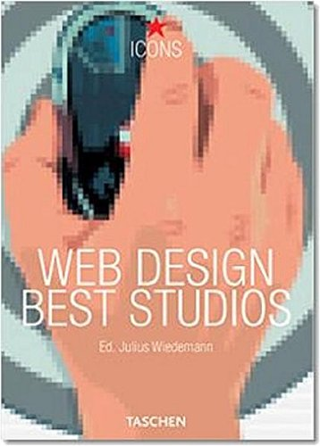 Web Design: Best Studios (Icons) (English, German and French Edition)