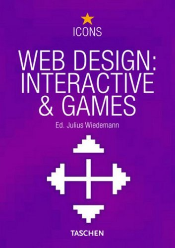 9783822840535: Web design: interactive & games: Interactive and Games (Icons)