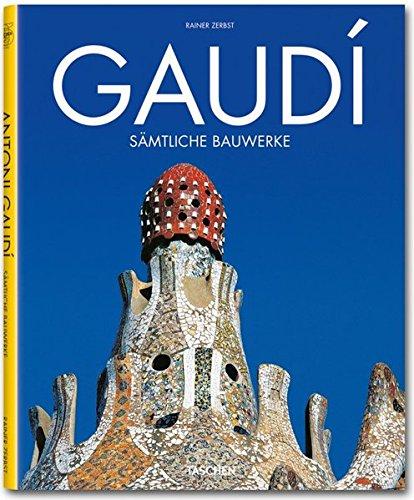 9783822840719: Gaudi (Architecture & Design)