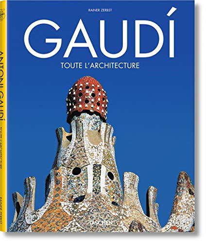 9783822840733: Gaudi : 1852-1926, Antoni Gaudi i Cornet - une vie en architecture (Architecture & Design)