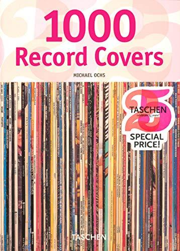 9783822840856: 1000 Record Covers (Klotz 25)