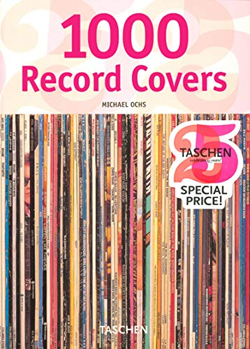 9783822840856: 1000 Record Covers