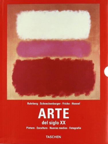 Arte del Siglo XX, estuche 2 Tomos: Arte del Siglo
