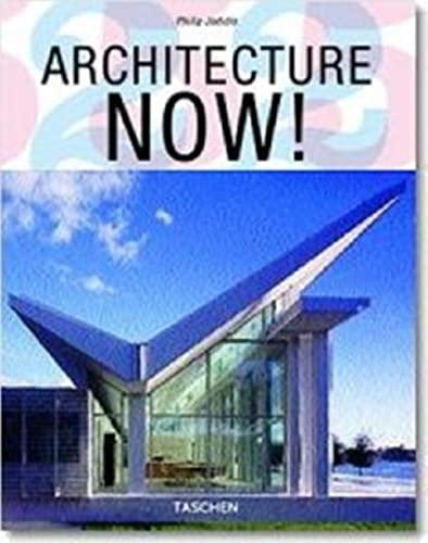 9783822840917: Architecture now! Ediz. inglese, francese e tedesca (Taschen 25)
