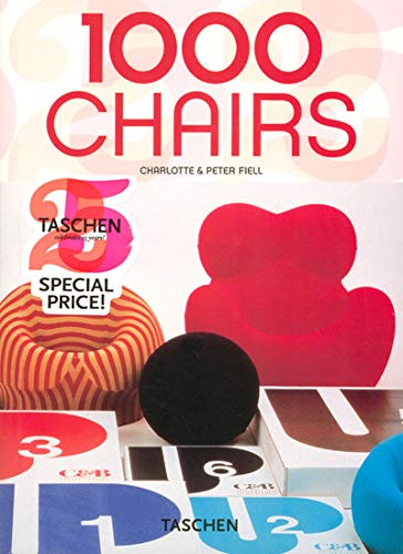 1000 Chairs (English, German and French Edition)