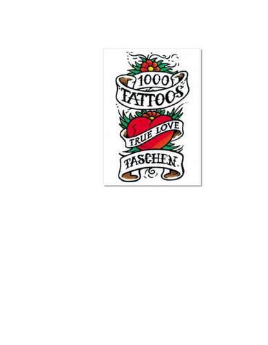 9783822841075: 1000 Tattoos