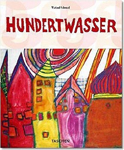 9783822841082: Hundertwasser: Jubiläumsausgabe - 25 Jahre TASCHEN (Midi)