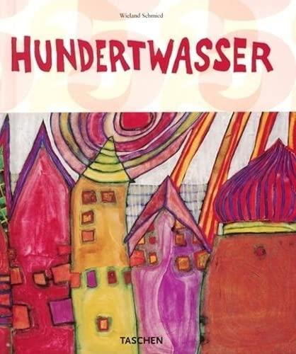 9783822841099: Hundertwasser: 1928-2000; Personality, Life, Work (Midi S.)