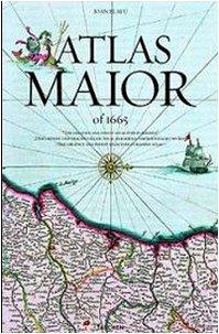 9783822841556: Atlas maior 1665. Ediz. italiana, spagnola e portoghese (Extra large)