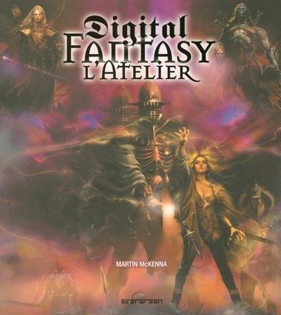 Digital Fantasy ; L'atelier