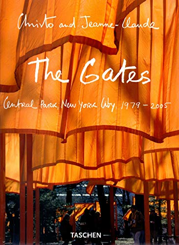 9783822842423: The Gates : Central Park, New York City 1979-2005