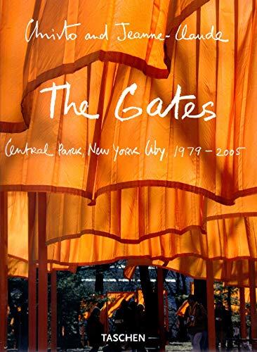 9783822842423: Christo and Jeanne-Claude. The Gates. Ediz. illustrata