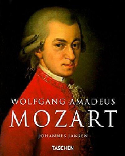 9783822842492: Mozart. Ediz. inglese, francese e tedesca (Kleine art)