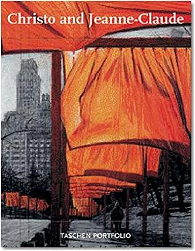 9783822844229: Christo and Jeanne-Claude: The Gates, Central Park, New York City (Poster Portfolios)