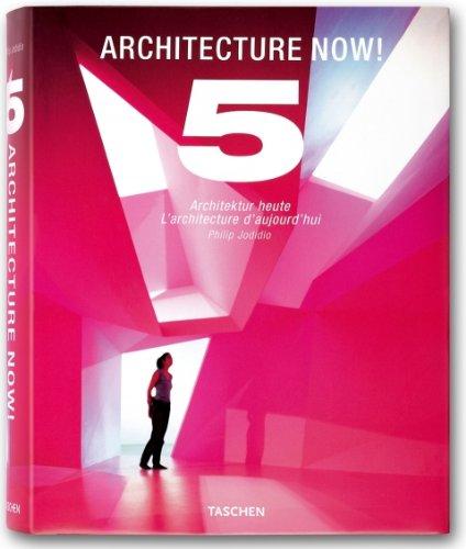 9783822844274: ARCHITECTURE NOW VOL. V 0101116