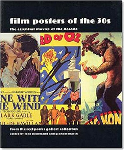 Film Posters of the 30s: Nourmand, Tony and Graham Marsh - Editors