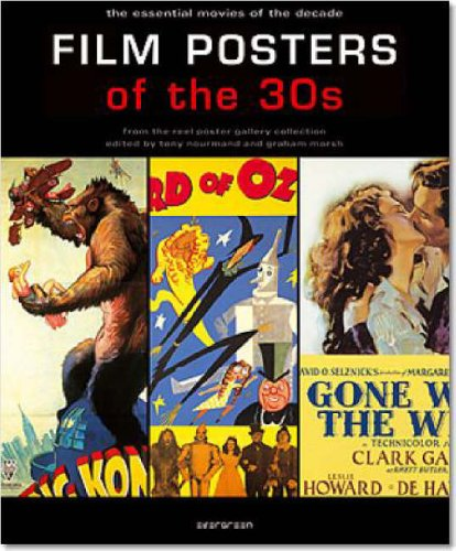 9783822845110: Film Posters of the 30s: The Essential Movies of the Decade
