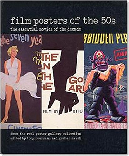 9783822845219: Film posters of the 50s: The Essential Movies of the Decade (Evergreen)