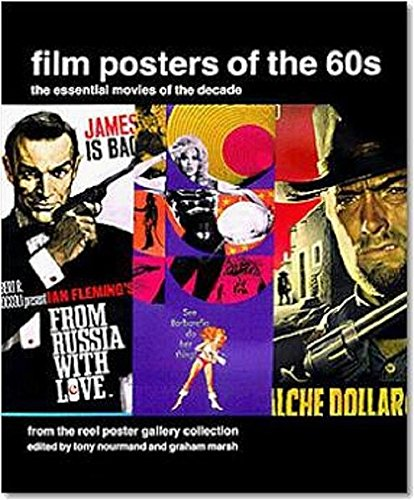 9783822845264: Film posters of the 60s: The Essential Movies of the Decade (Evergreen)