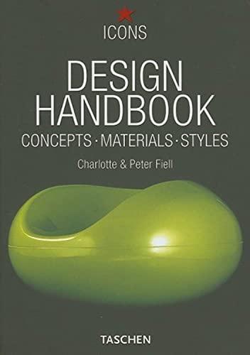 9783822846339: Design Handbook: Concepts, Materials, Styles (Icons)