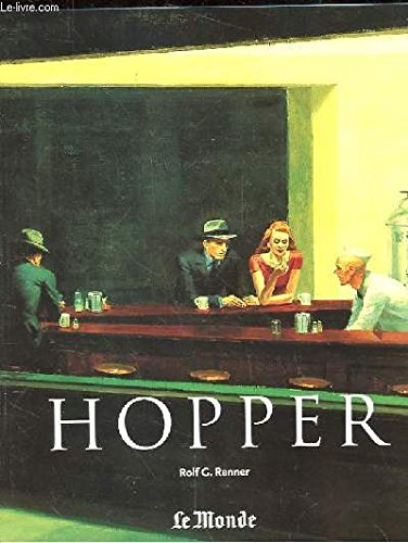 9783822846858: Edward Hopper, 1882-1967