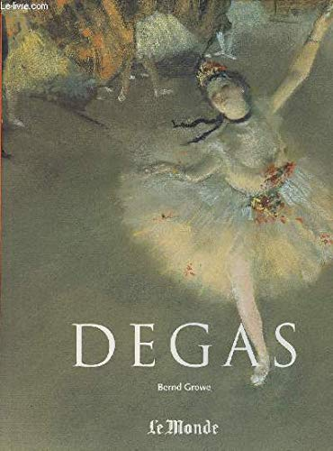 9783822847008: Edgar Degas (1834-1917)