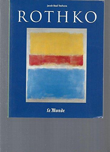 Mark Rothko (1903-1970) [Jan 01, 2005] Baal-Teshuva,: Jacob Baal-Teshuva