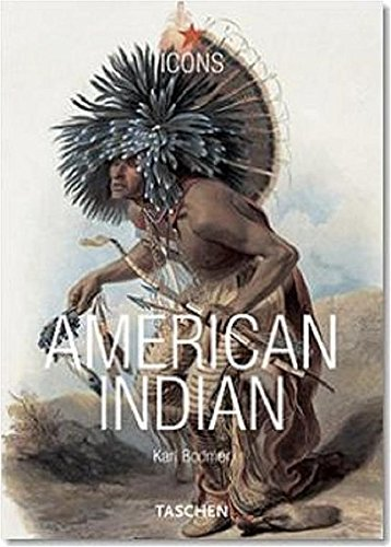 9783822847381: The American Indian (Icons)