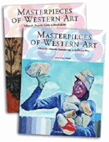 9783822847466: Masterpieces of Western Art