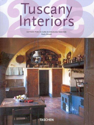 Tuscany Interiors (Spanish Edition) por Paolo Rinaldi (2005) - Rinaldi, Paolo