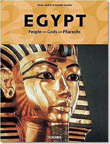 9783822847640: Agypten : Menschen, Götter, Pharaonen