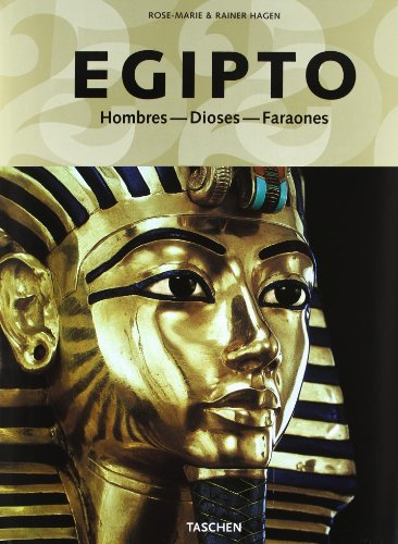 9783822847657: Egipto - Hombres Dioses y Faraones (Spanish Edition)