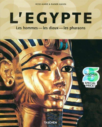 9783822847664: JU-25 L'EGYPTE - LES HOMMES - LES DIEUX - LES PHARAONS