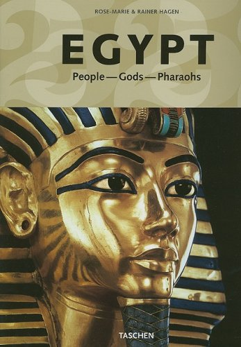 9783822847671: Egypt: From Cheops, Ramses and Tutankhamun to the World of Laborers and Craftsmen