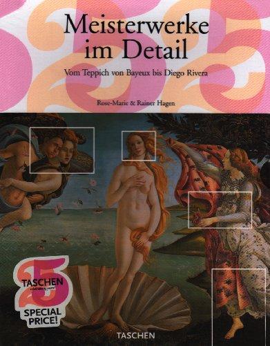 9783822847879: Meisterwerke im Detail: 25 Jahre Taschen